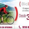 Mapfre BiciMás seguro para bicicletas