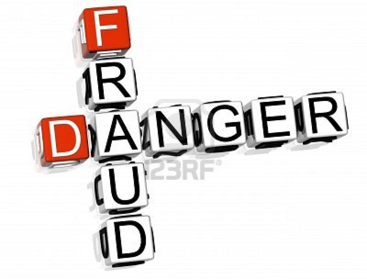 fraude seguro: