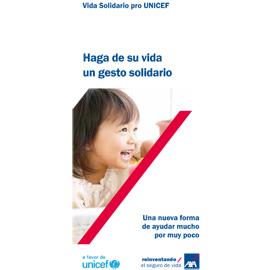 Vida Solidario pro UNICEF