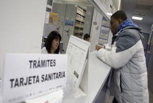 Precio seguro público para inmigrantes sin papeles