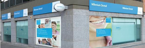 Sanitas cl nicas dentales milenium seguros el blog de for Sanitas madrid oficinas