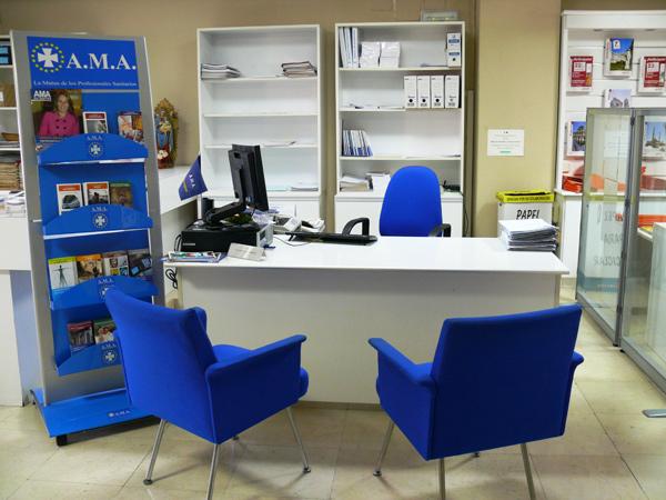 Oficinas A.M.A. Seguros