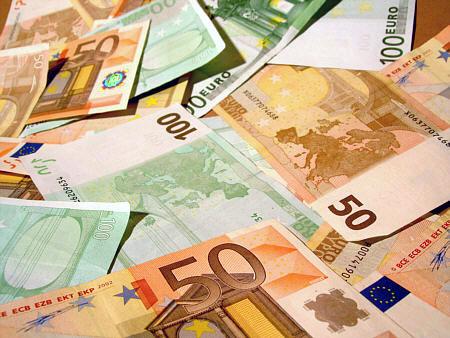 euros falsos